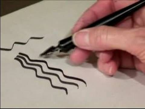 Learn how to use calligraphy pens in this free video series that will teach you everything you need to know about writing in this sophisticated penmanship style.  Expert: Joanna Joseph Bio: Joanna Joseph has lived in Canyon Country since 1974. She has been leading hikes in the southwest for the last five years, mostly with Elder Hostel, which includes individuals 55 and over. Filmmaker: Mike Phillips