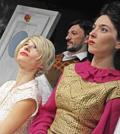 """""""Adagio"""" debutta al Teatro della Tosse di Genova - Fermata Spettacolo"""