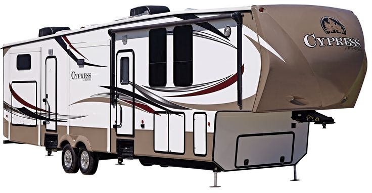 Redwood RV Introduces Cypress Luxury Fifth Wheel Line