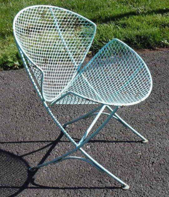 Salterini Orange Slice Chair
