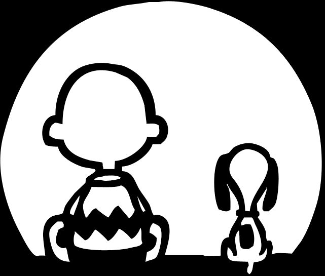 A very peanuts pumpkin carving stencil money saving parent.