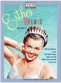 Ester Williams swimming movies  RIP June 6, 2013 - Great Athelete and beautiful swimmer!  Hollywood Heyday!
