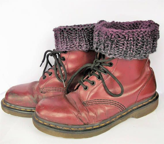 Check out this item in my Etsy shop https://www.etsy.com/uk/listing/521389282/purple-boot-cuffs-doc-marten-boot