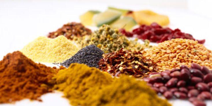 Le dictionnaire santé des épices  Lire la suite :http://www.sport-nutrition2015.blogspot.com