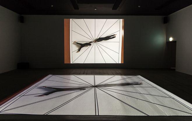 Bruce Nauman - Fondation Cartier