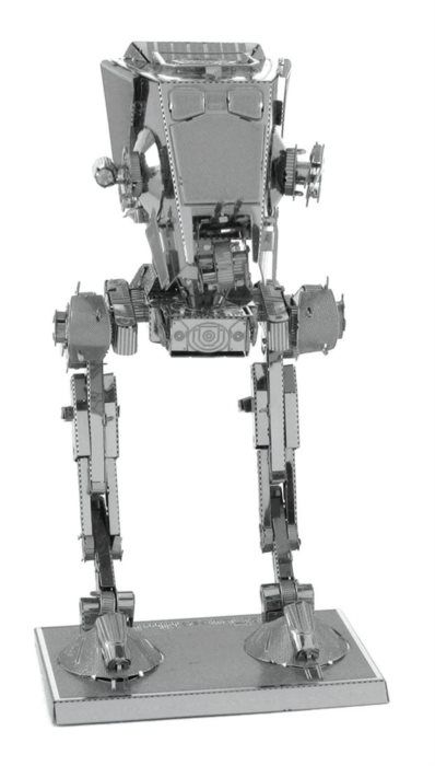 3D kovové puzzle METAL EARTH Star Wars: AT-ST