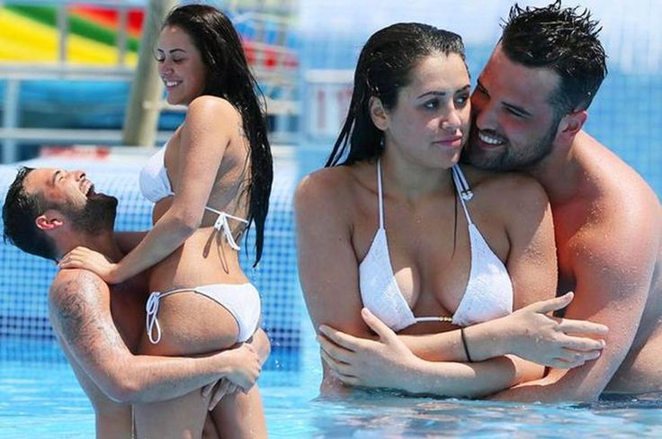 The Essex lad and his Geordie lass are now enjoying their first ever holiday together. We are well aware that Ricky Rayment and Marnie Simpson are well into each other. The reality stars haven\'t stopped gushing about each other since they were first seen snogging at the NTA afterparty. The Essex lad and his Geordie lass are now enjoying their first ever holiday together. And the PDA is never-ending.