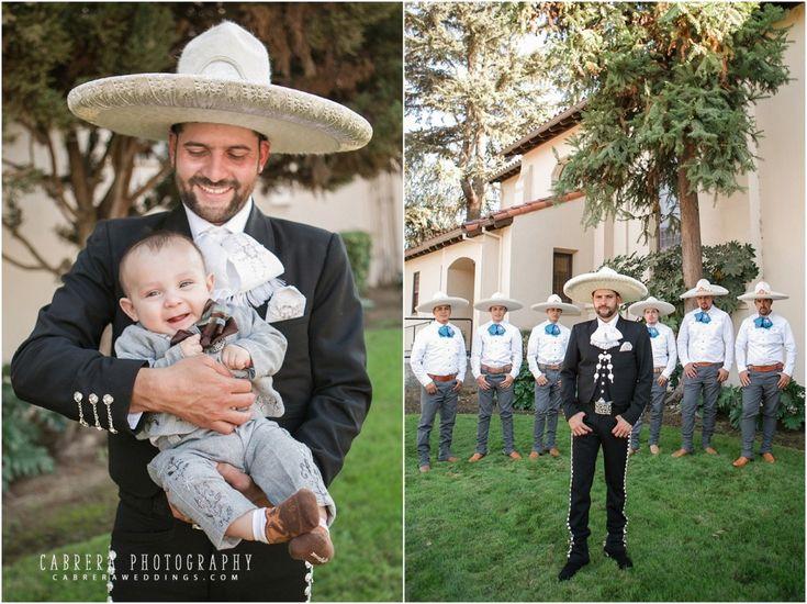 Mexican Charro Wedding Photos Cabrera Photography 0019