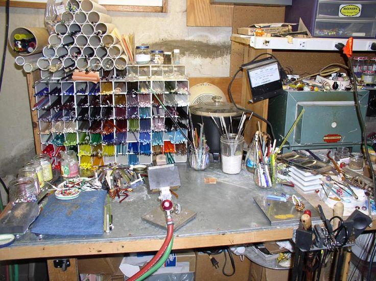 35 Best Glass Lampwork Studios Images On Pinterest