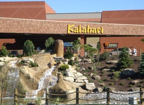 Kalahari Indoor waterpark, Sandusky, Ohio. LOVE this place!