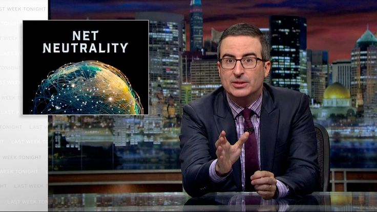 John Oliver Explains Why Net Neutrality Is Important to Anyone Who Wants Equal Access to Information