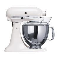 KitchenAid Artisan Küchenmaschine 5KSM150PS EWH weiß