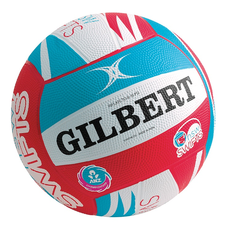 Gilbert NSW Swifts Supporter Netball