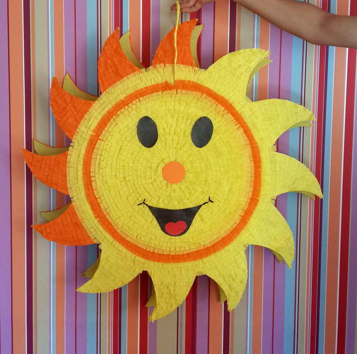 Neşeli Güneş...