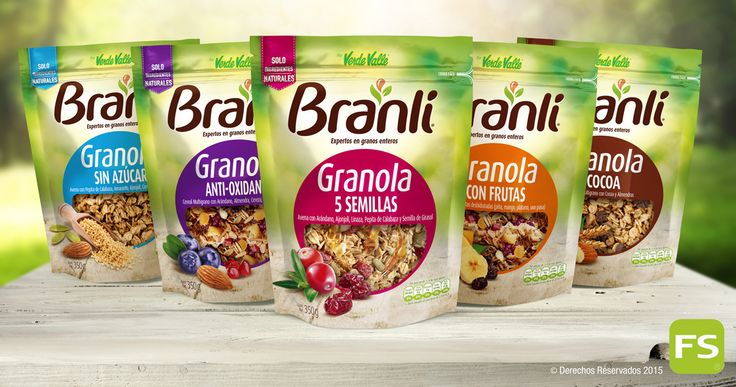Branli® - Verde Valle® > Brand Strategy, Brand Identity, Brand Architecture & Packaging Design 2015