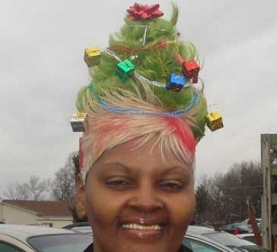 """Oh Christmas weave, oh Christmas weave."""