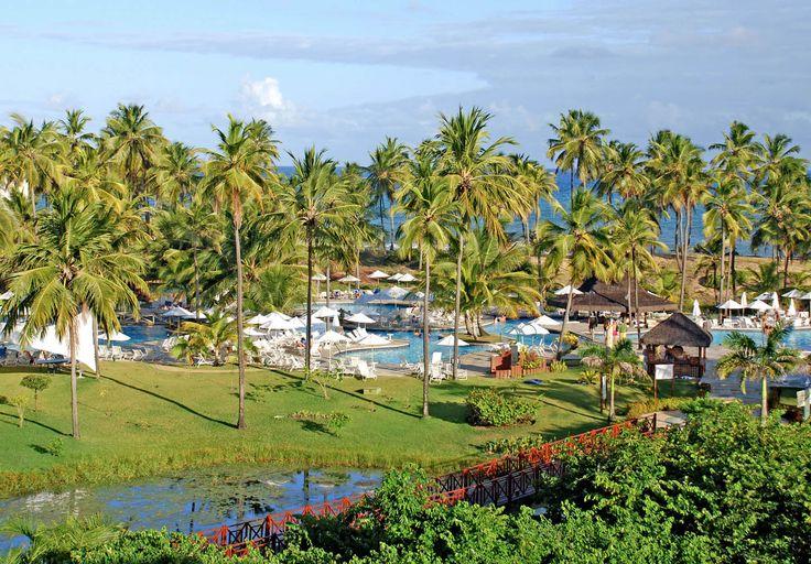 Turismo na Costa do Sauípe: o que fazer no destino do litoral norte da Bahia