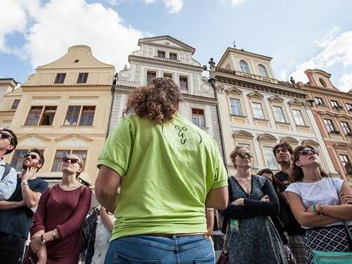 The best free walking tours in Prague | Good Prague Tours