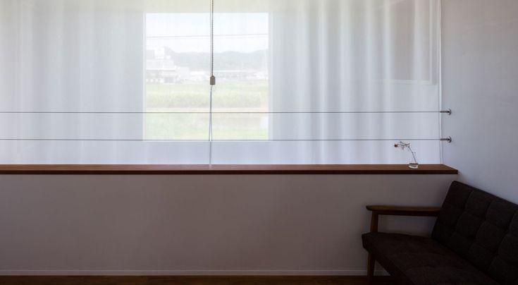 Natsuo Yoshida . House in Kuramae . Gifu (8)