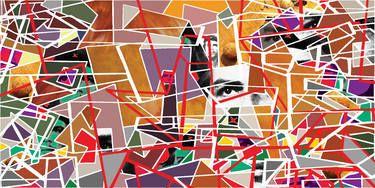 """Saatchi Art Artist Dex Hannon; New Media, """"In Rust we Trusted"""" #art"""