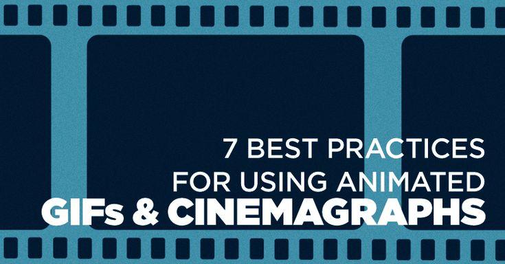 Cinemagraphs Header Image