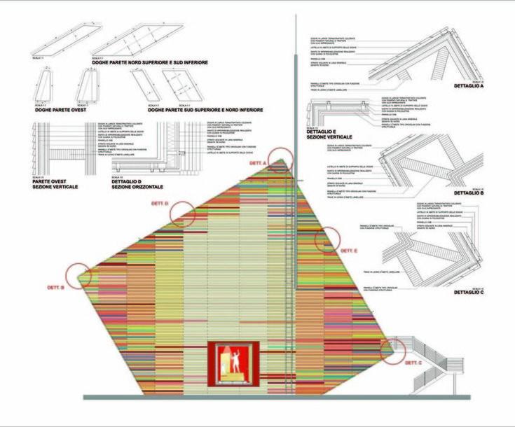 """Galeria de Renzo Piano Projeta um Auditório """"para montar"""" para L'Aquila - 19"""