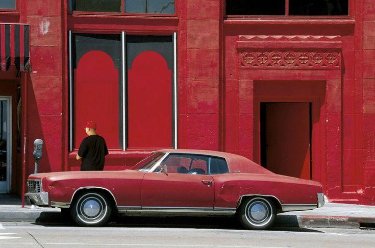 Los Angeles, 2001 © Franco Fontana