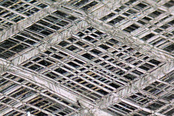 Kryształy kalcytu (powiększenie 10x), fot. Alessandro Da Mommio