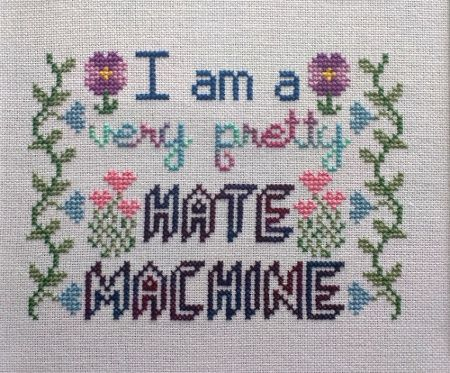 Phat Quarter Finds - Mabith's Pretty Hate Machine