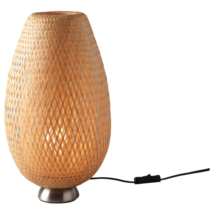 BÖJA Table lamp - IKEA...this picture doesn't do this lamp justice