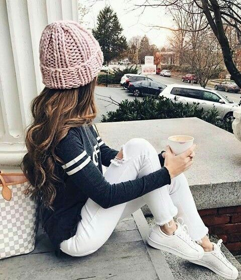 15 Outfits con jeans para días de preparatoria http://womenfashionparadise.com/