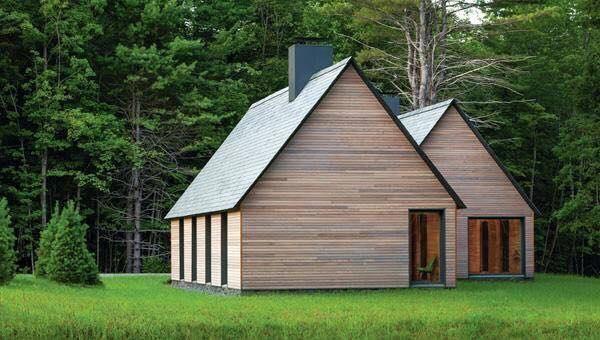 Maison ossature bois par BCM - France