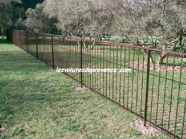 17 melhores ideias sobre barriere fer forg no pinterest cercas com haste de ferro cercas de for Fer forge barriere