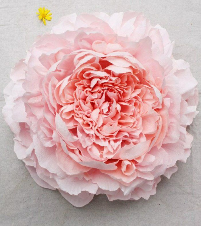 158 best fleurs en papier images on pinterest fleurs en. Black Bedroom Furniture Sets. Home Design Ideas