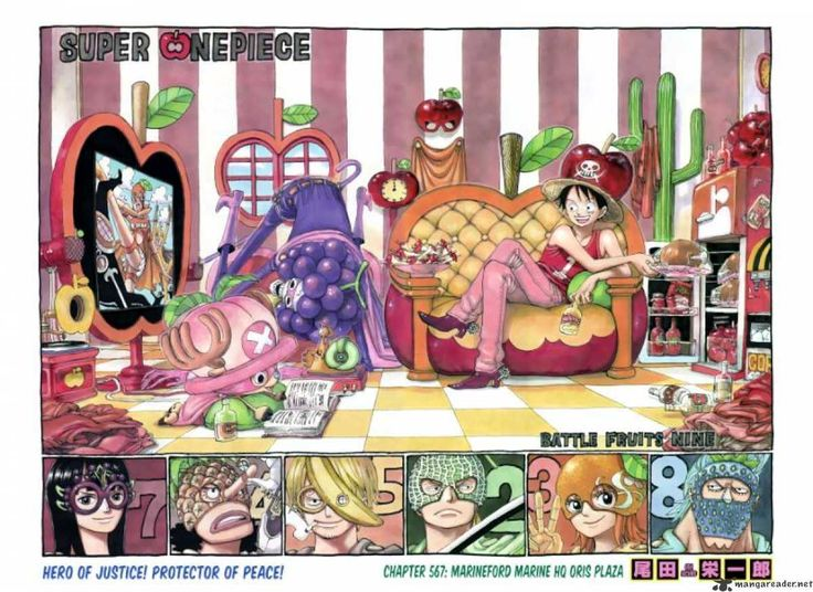One Piece 567 - Read One Piece ch.567 Online For Free - Stream 3 Edition 1 Page All - MangaPark