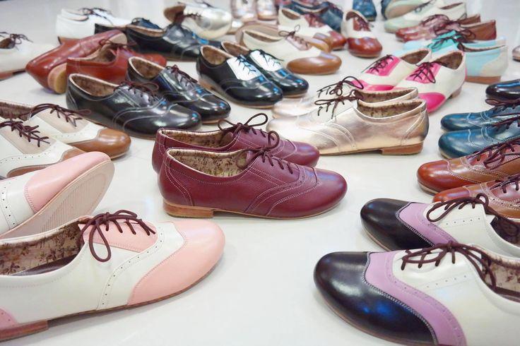 Swing Katz 1st group order of Solsmile Diariez oxford shoes!