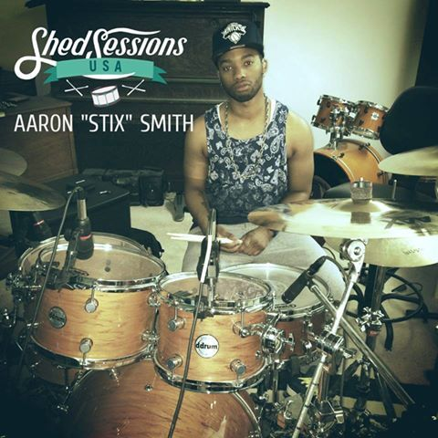 Aaron Stix Smith - part of Shed Sessions!
