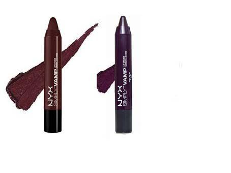 NYX Simply Vamp Lip Cream Famous Duo Combo Pack - Bewitching and She Devil. Vamp up your look instantly with our smooth and smoldering lip creams.