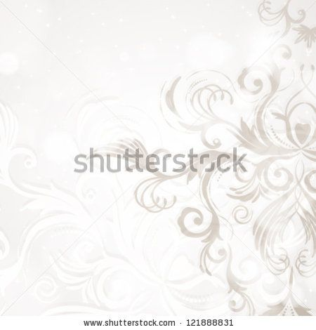 Abstract floral background by Itana, via ShutterStock
