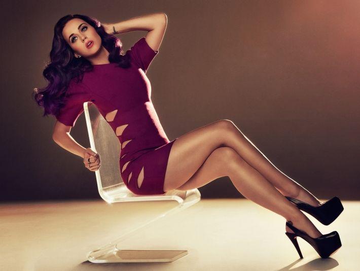 Katy Perry's Legs LEGS! LEGS!