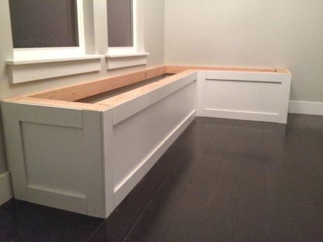 Project: Kitchen Nook