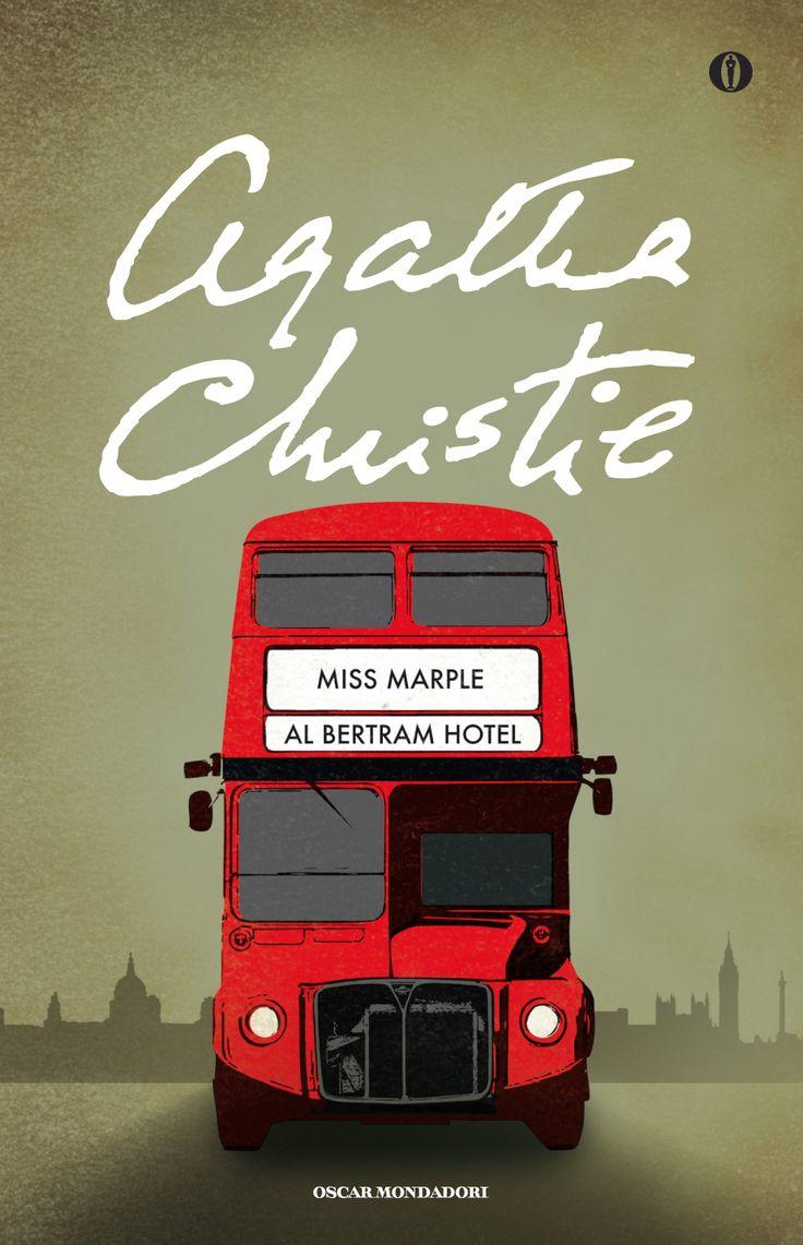Agatha Christie, Miss Marple al Bertram Hotel, Oscar Mondadori