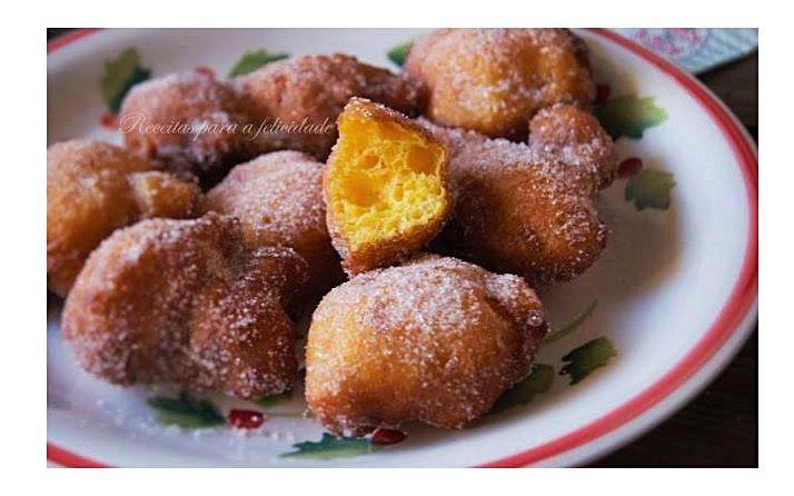 Sonhos de Abóbora e Laranja deliciosos - http://www.sobremesasdeportugal.pt/sonhos-de-abobora-e-laranja-deliciosos/