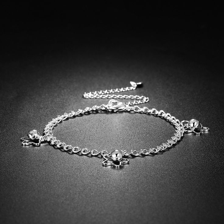 NEWBUY 2017 Fashion Women Silver Plated Cute Star Anklets Wholesale Sexy Women Foot Bracelet Summer Jewelry     Tag a friend who would love this!     FREE Shipping Worldwide     Get it here ---> http://jewelry-steals.com/products/newbuy-2017-fashion-women-silver-plated-cute-star-anklets-wholesale-sexy-women-foot-bracelet-summer-jewelry/    #chokers