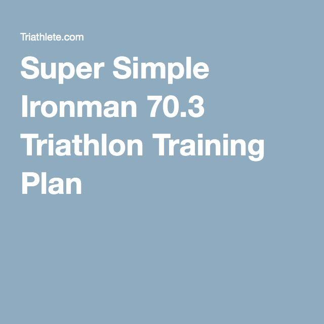 Strength Training Plan For Triathletes: Best 25+ Half Ironman Training Ideas On Pinterest