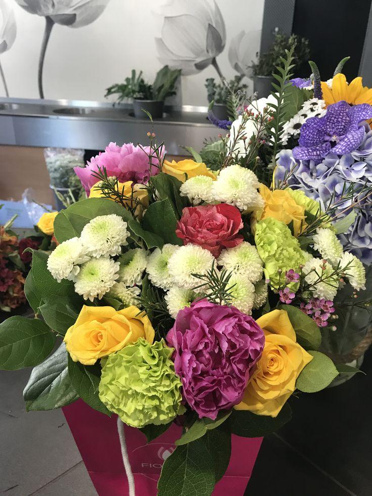 Colori ed emozioni in un #bouquet!