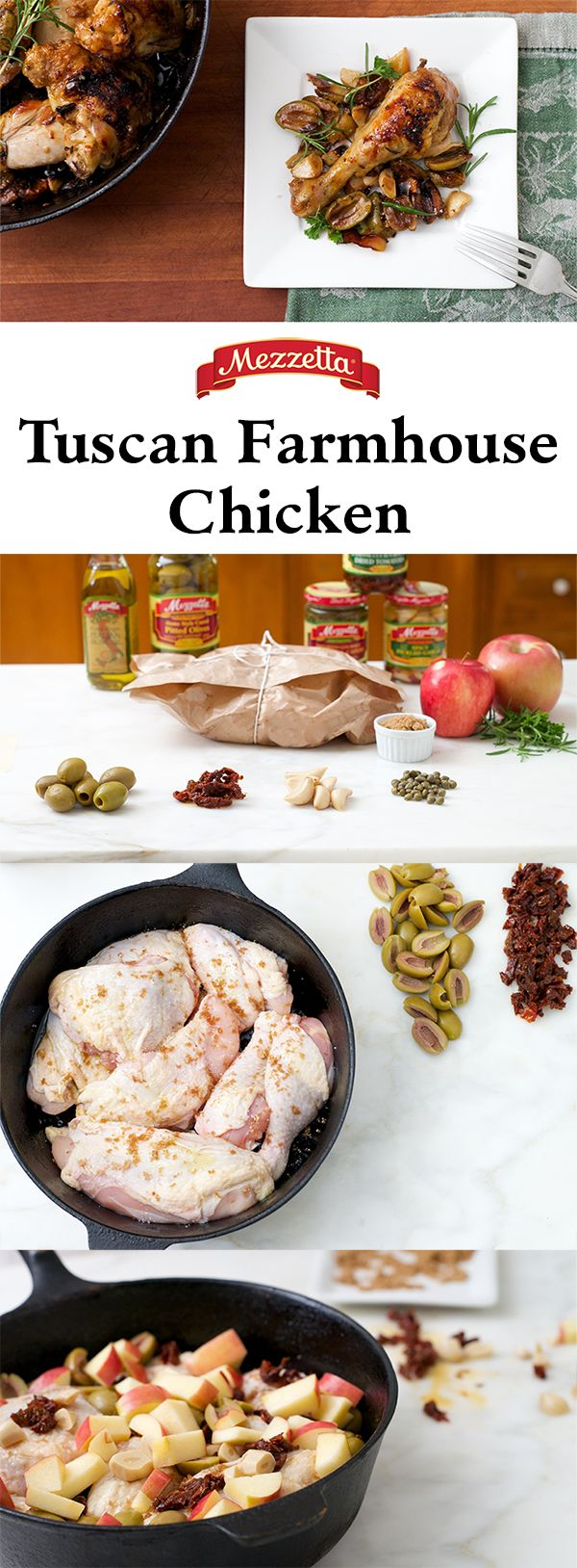 Mezzetta Tuscan Farmhouse Chicken