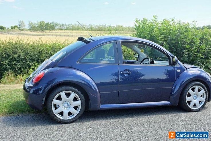 2003 VOLKSWAGEN VW Beetle V5 Blue Low milage 178HP #vwvolkswagen #beetlev5 #forsale #unitedkingdom