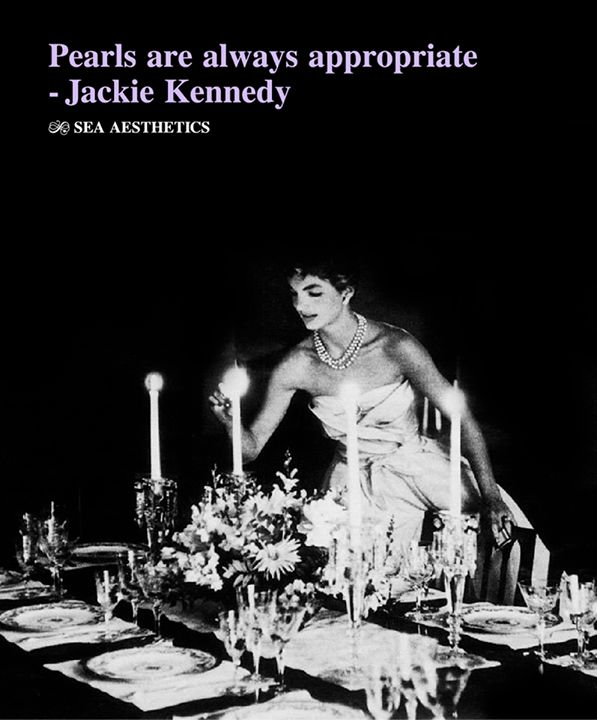 Jackie Kennedy Quotes: 156 Best Images About Celebs In Pearls On Pinterest