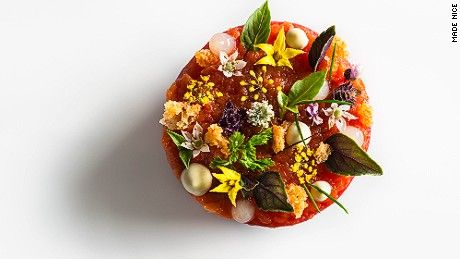 Top 10 restaurants in the world for2016